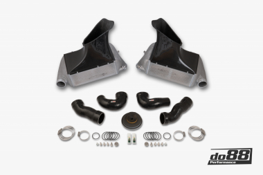 Porsche 997.1 Turbo / 997.2 GT2RS Kit d'intercooler