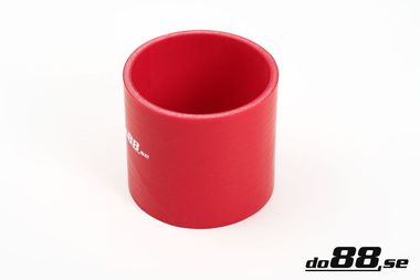 Durite silicone Rouge Couplage 4'' (102mm)