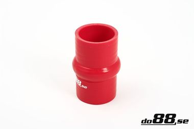 Durite silicone Rouge Bosse 2'' (51mm)