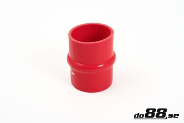 Durite silicone Rouge Bosse 2,5'' (63mm)