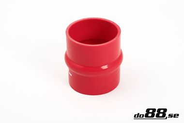 Durite silicone Rouge Bosse 3,125'' (80mm)